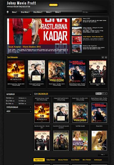 Türkçe Blogger Film Teması