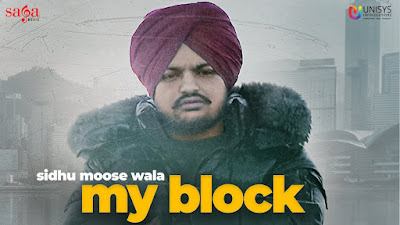 Sidhu Moose Wala - My Block Whatsapp Status Download