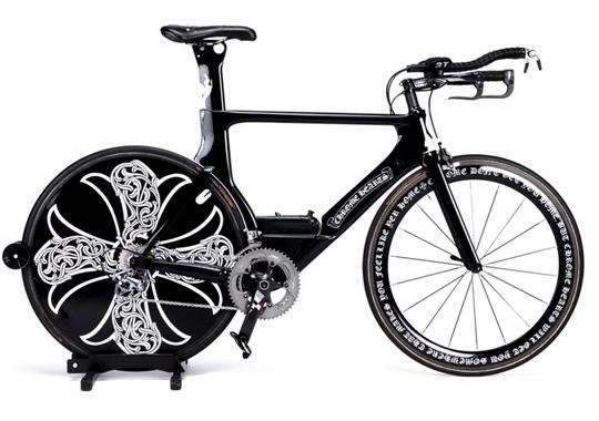 Chrome Hearts x Cervelo adalah sepeda termahal di dunia