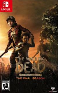 The Walking Dead: Final Season + DLC Switch NSP
