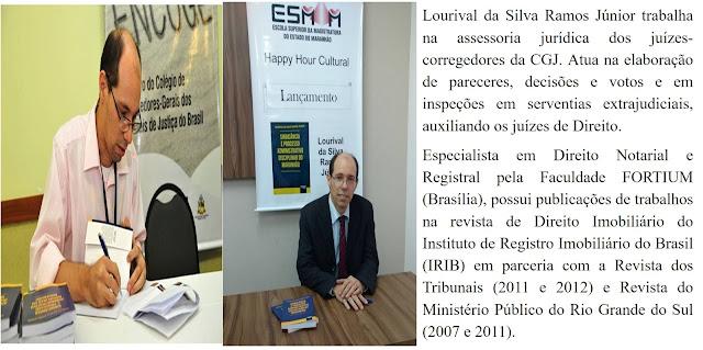 Assessor Técnico da CGJ-MA publica livro sobre processo disciplinar no Poder Judiciário.