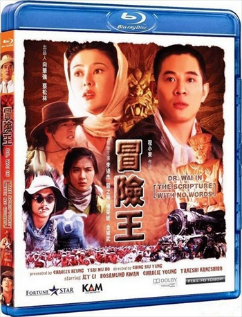 Dr. Wai in the Scripture With No Words 1996 Dual Audio Hindi 720p BluRay 1GB