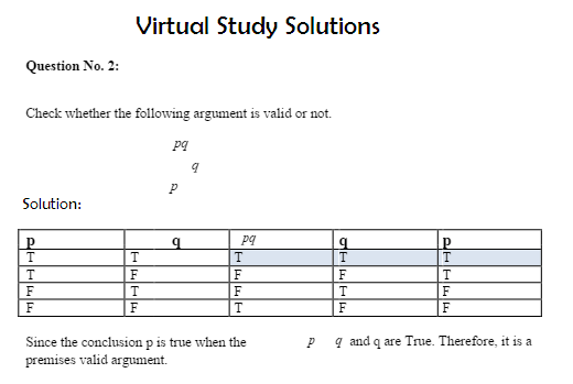Mth202 assignment solution