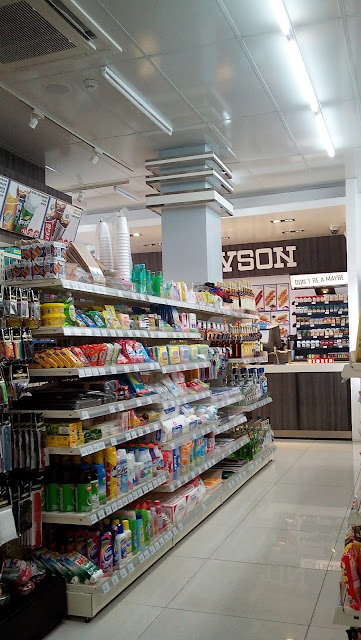 Lawson convenience store review