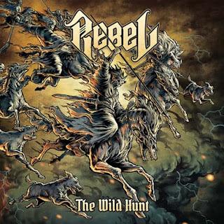 """Ο δίσκος των Rebel """"The Wild Hunt"""""""