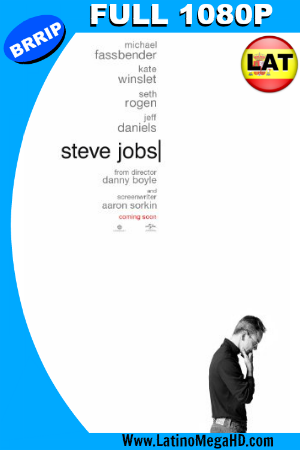 Steve Jobs (2015) Latino Full HD 1080P ()