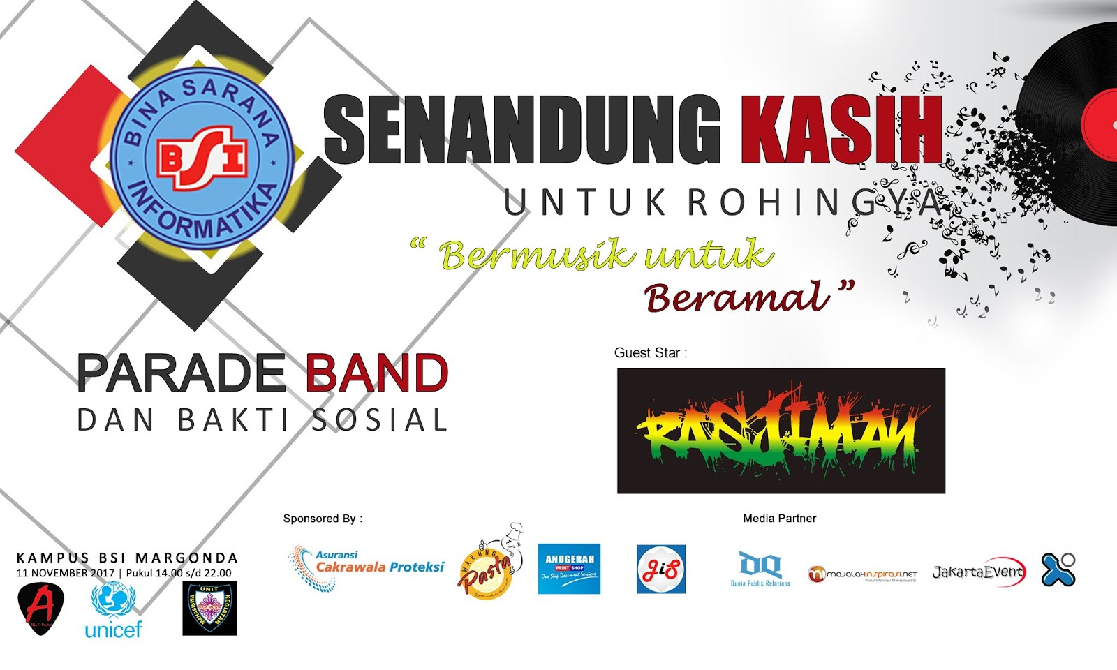 Contoh Desain Backdrop Contoh Desain Backdrop Panggung Event Musik Alfan S Project