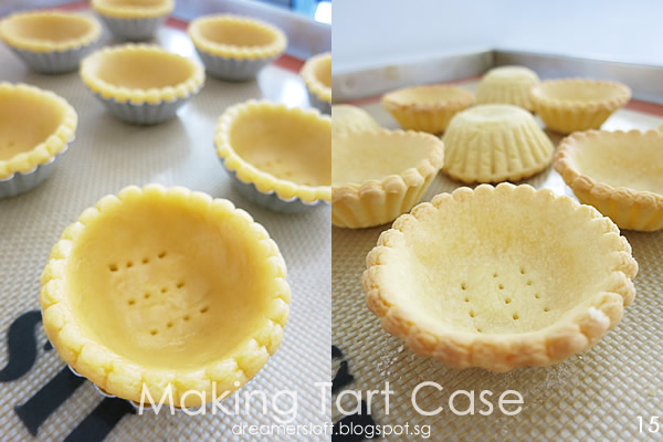 how to make japanese cheese tart