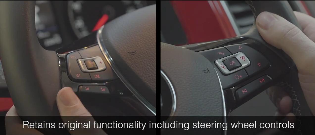 volkswagen transporter apple carplay android auto system. Black Bedroom Furniture Sets. Home Design Ideas