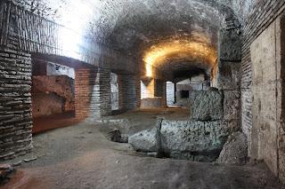 I Templi Sotterranei e la chiesa di San Nicola in Carcere