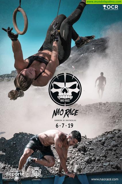 La Nao Race 2019 se celebrará el 6 de julio en Puerto Naos