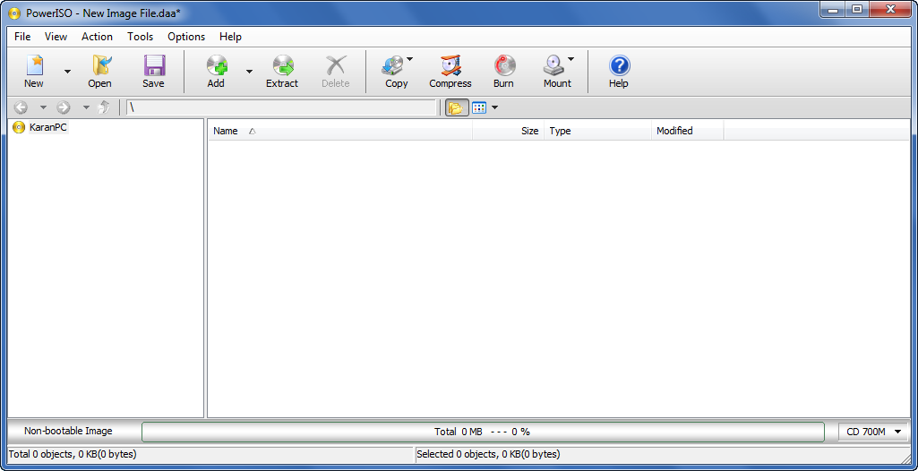 PowerISO 6.3 License Key