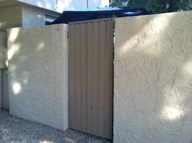 Scottsdale Colony HOA: Architectural Standards - Gates and ...