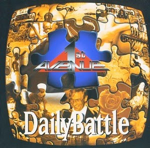 1st Avenue Daily Battle 1994 aor melodic rock