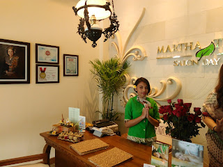 Martha Tilaar Salon Day Spa Jimbaran - Reception Area