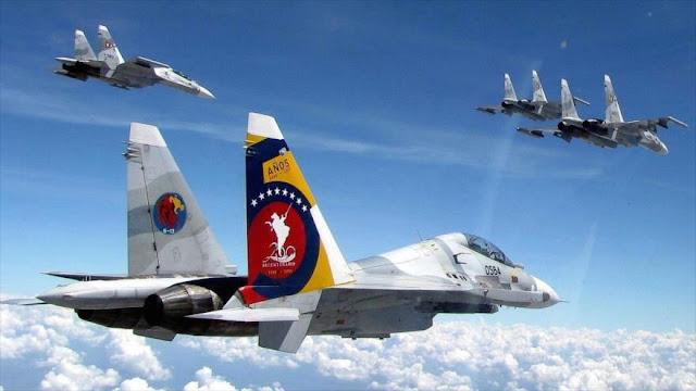 Venezuela recibirá tecnología militar procedente de Rusia y China