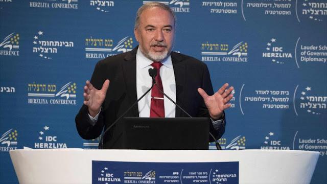 """Lieberman da la espalda a Netanyahu y denuncia """"colonias salvajes"""""""