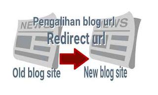 Cara membuat pengalihan blog url lama ke blog url baru (redirect url) dengan java script