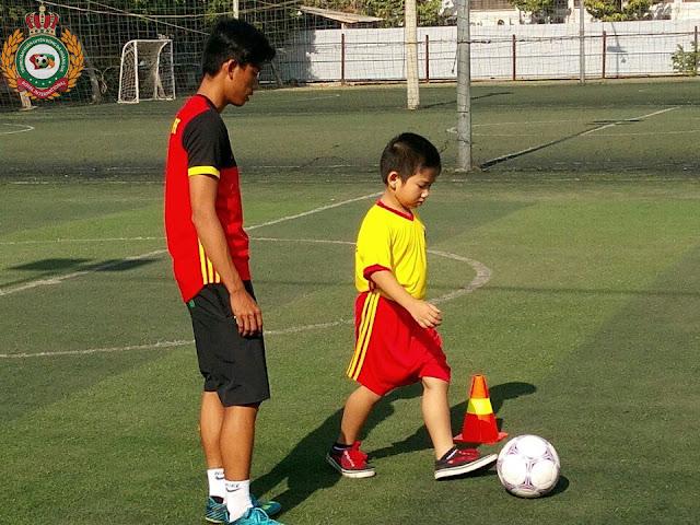 Lớp học bóng đá thiếu nhi hè 2019 TPHCM