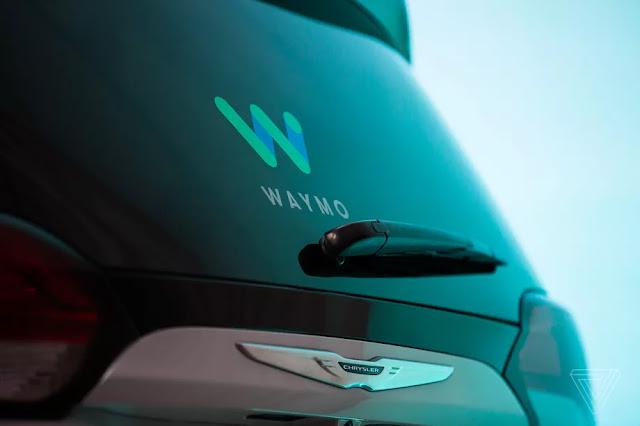 Alphabet's Waymo testing its own self-driving trucks