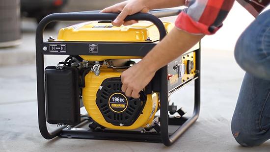 Бензин, дизель или газ? Какой выбрать генератор?