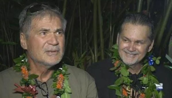 Lifelong friends of six decades find out they're actually brothers
