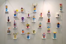 Trophies - From the Monuments of the Everyman exhibition @NANA contemporary art 2014