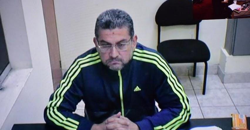 WALTER RÍOS SIGUE NEGOCIANDO: Expresidente de la Corte del Callao pide comparecencia a cambio de colaborar con la justicia