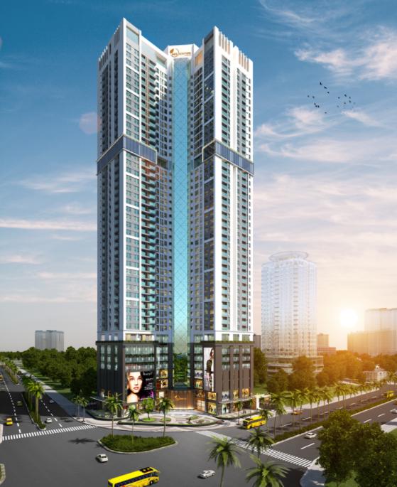 Tòa Golden Park Tower
