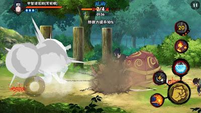 Game Naruto Mobile English Version Terbaru