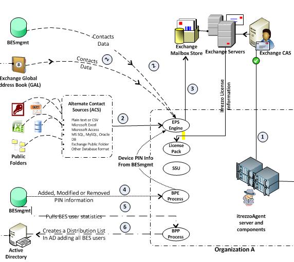 microsoft access contact management