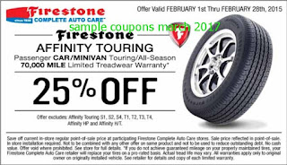 Firestone coupons march 2017