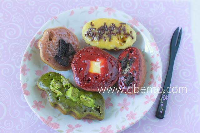 Cara Buat Kue cubit 4 variasi rasa dari 1 adonan
