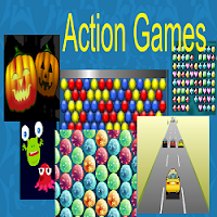 Online Action Games