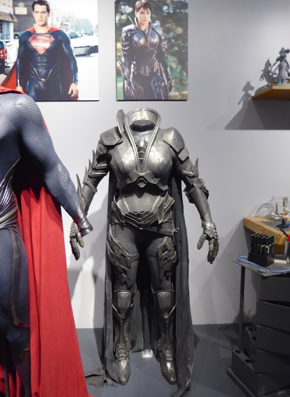 Antje Traue Man of Steel Faora-Ul movie costume