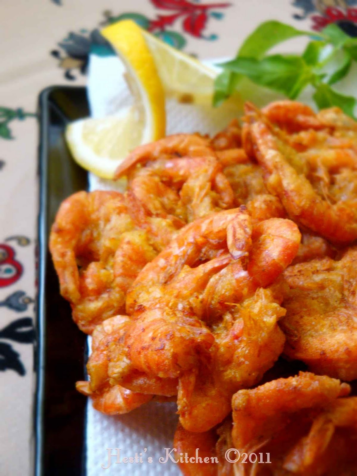 Resep Udang Tepung : resep, udang, tepung, HESTI'S, KITCHEN, Yummy, Tummy:, Udang, Goreng, Tepung