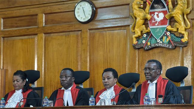 Kenya's Supreme Court declares President Uhuru Kenyatta's election win invalid