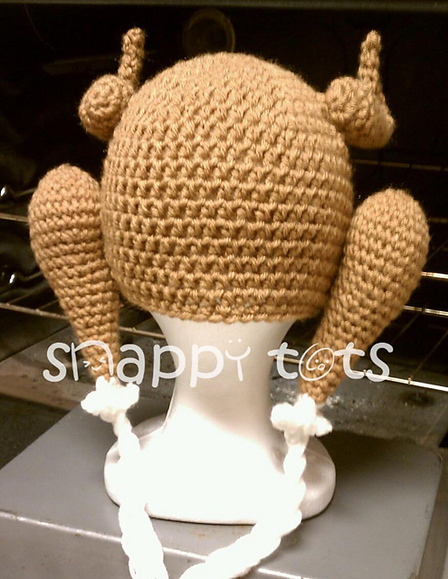 e637e448551 Fiber Flux  Turkeys! 14 Free and Paid Crochet Patterns...