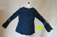 Erfahrungsbericht: ZANZEA Damen V-Ausschnitt Spitze Bluse Hemd T-Shirt Oberteil Tops