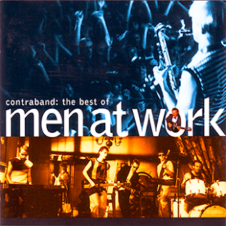 Men At Work - Contraband; The Best Of Men At Work (1996)