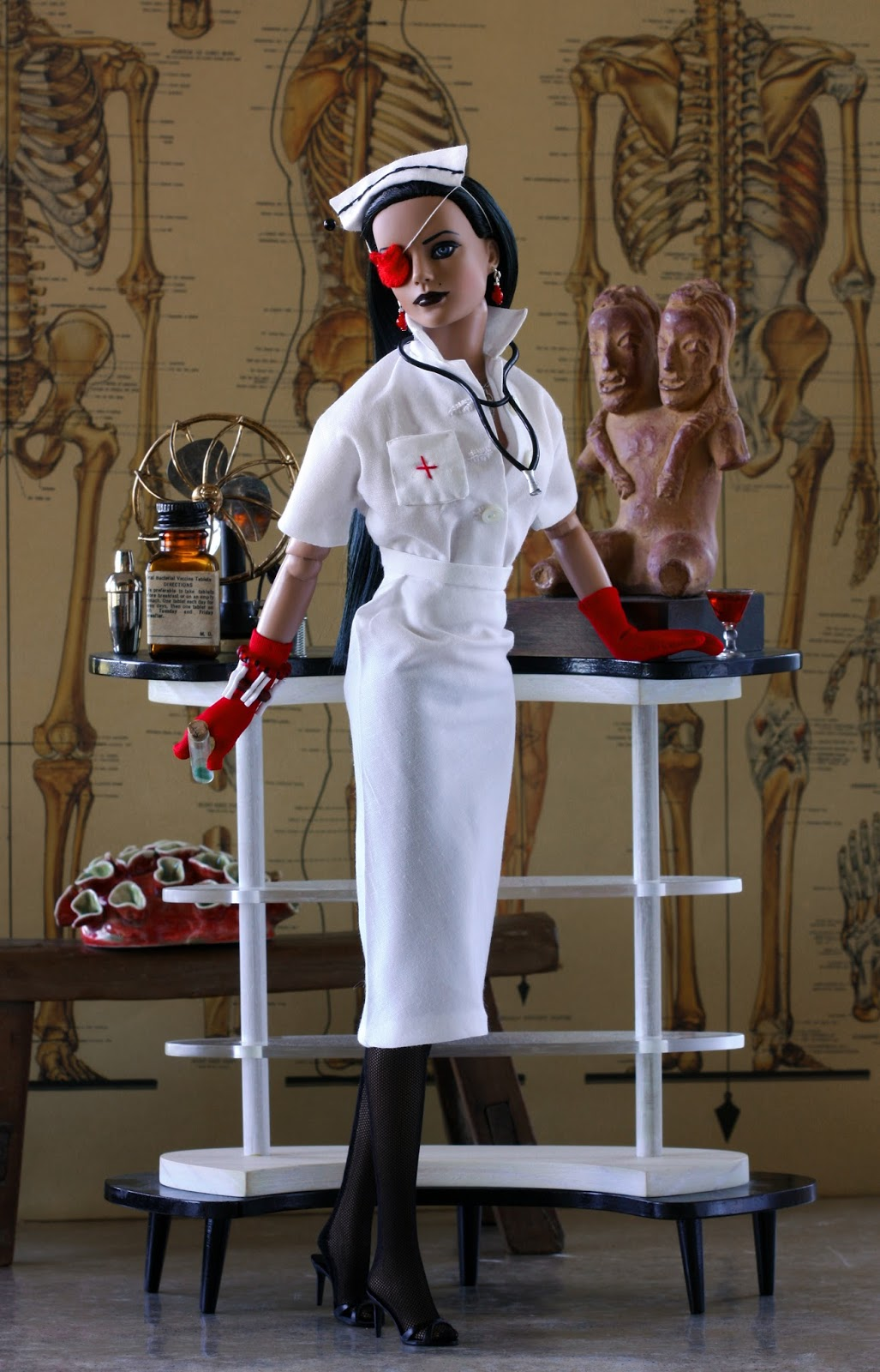Dolldom The Night Nurse