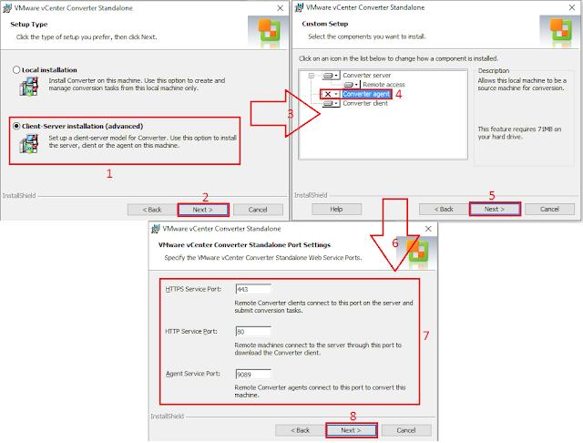 Client-Server Installation (advanced).