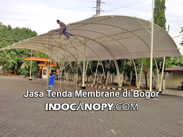 canopy membrane bogor
