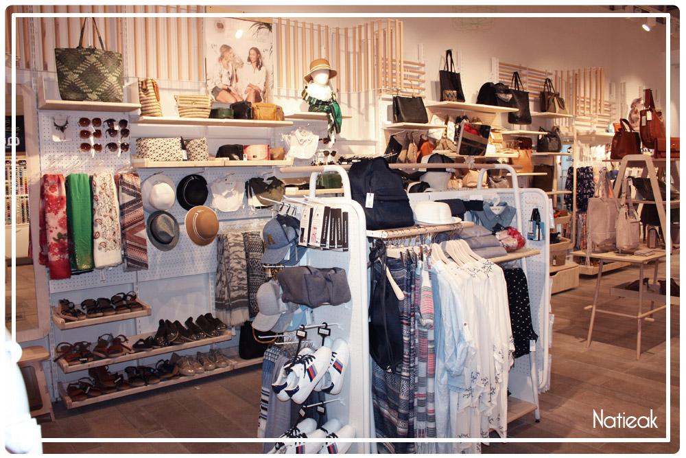 articles de modes de la boutique Veritas de Belle épine