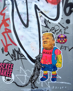 rat versus trump make your city wild MAKEYOURCITYWILD