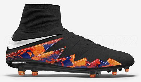 Nike Cristiano Ronaldo Lava Hypervenom e520986dd9
