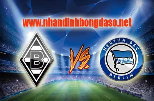 Nhận định bóng đá Monchengladbach vs Hertha BSC Berlin, 01h00 ngày 06/04