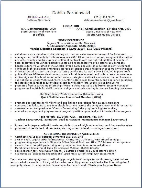 apex support associate resume format in word free download