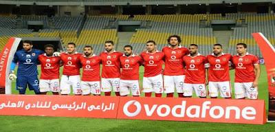 مباراة الاهلي اليوم : تشكيلة النادي الاهلي امام اسوان في الدوري المصري