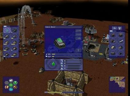 Game strategi perang Game Warzone 2100
